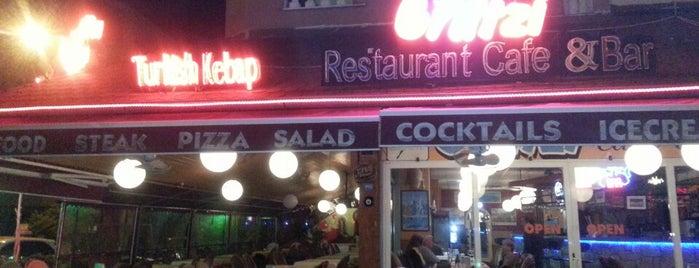 Gratzi Restaurant is one of antalya~ alanya~ side~belek.