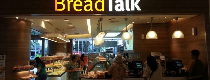 BreadTalk is one of Surabaya's Best Culinary Spots.
