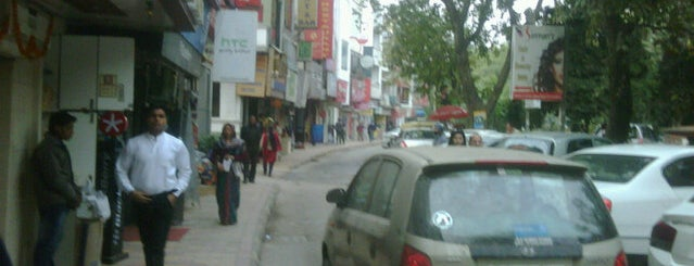 Defence Colony Market is one of Top 10 favorites places in Delhi.