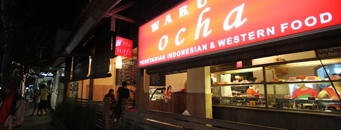 Warung Ocha is one of Bali Culinary.