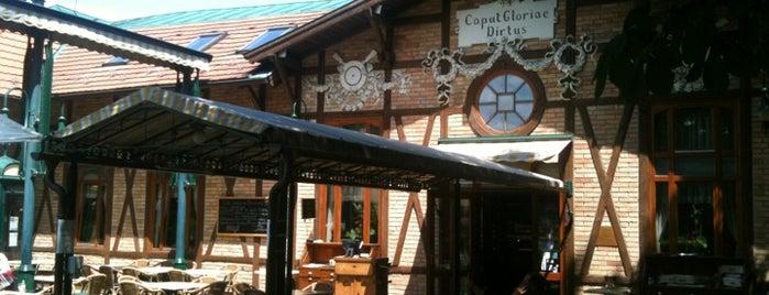 Zila Kávéház - Krisztina Cukrászda és Étterem is one of finomságok jó helyeken.