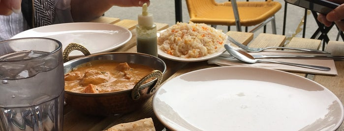 Clove Indian Restaurant & Bar is one of The 15 Best Places with a Lunch Buffet in New York City.