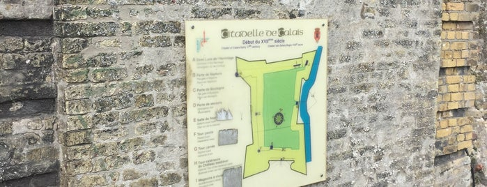 La Citadelle is one of Outdoors.