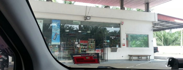 Caltex Damai Laut is one of Fuel/Gas Station,MY #11.