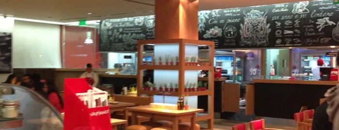 Vapiano is one of Doha's Restaurants.