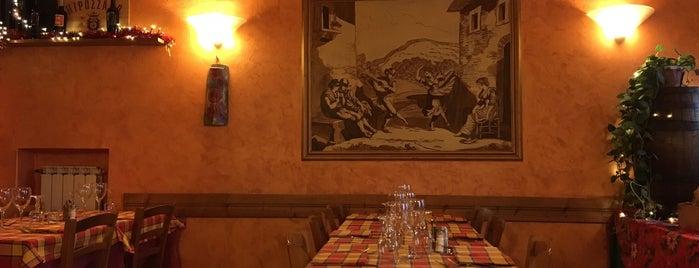 Ristorante Al Boschetto is one of Italie — Restos 2.