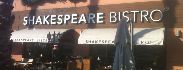 Shakespeare Coffee & Bistro is one of Yerler - Antalya.
