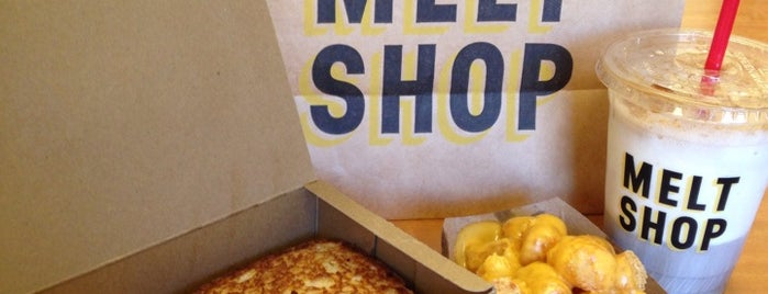 Melt Shop is one of USA NYC MAN Midtown West.