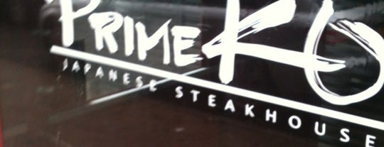 Prime Ko is one of kosher manhattan: meat restaurants.
