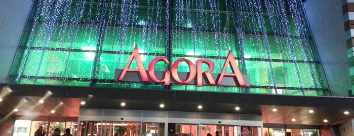 Agora is one of themaraton.