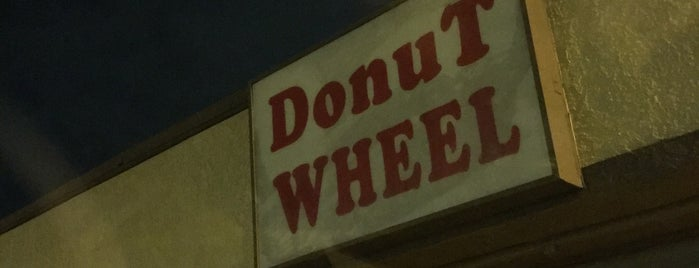 Donut Wheel is one of Tucson Eats.