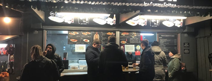 Curry Fritze - What a Wurst! is one of SUpriority Berlin.