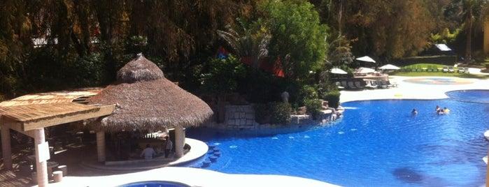 Rancho San Diego Grand Spa Resort Ixtapan de la Sal is one of Lugares para viaja.