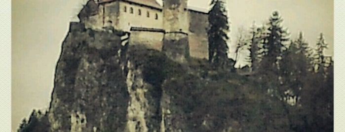 Blejski Grad | Bled Castle is one of Slovenia 2013.