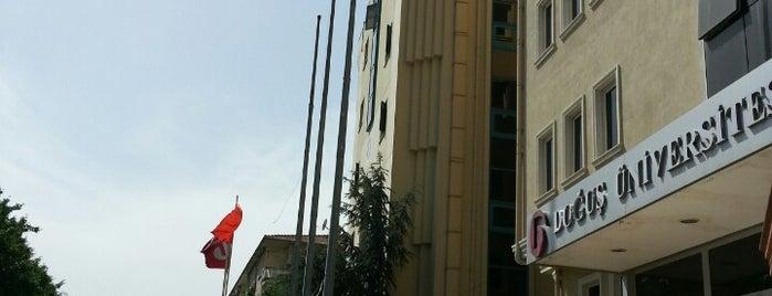 Doğuş Üniversitesi is one of Ae912.