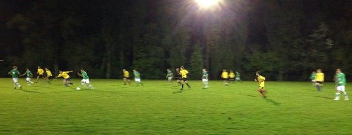 Universitair Sportstadion RUSS is one of Student van UGent.