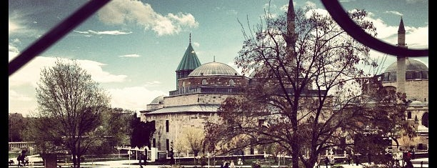 Hich Hotel Konya is one of Otel.