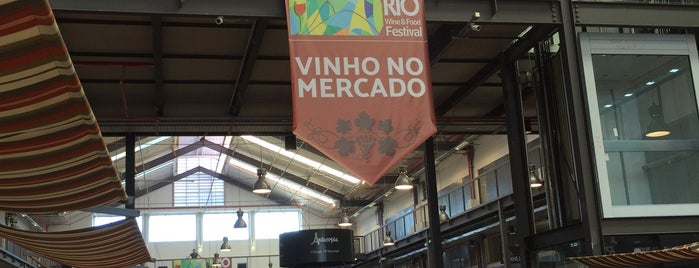 Mercado de Produtores is one of RIO Comes & Bebes.