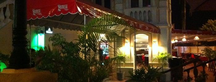 Restaurante Passione Italiana - Casa D'Italia is one of Salvador.