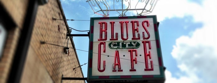 Blues City Cafe is one of The 15 Best Places for a Seafood in Memphis.