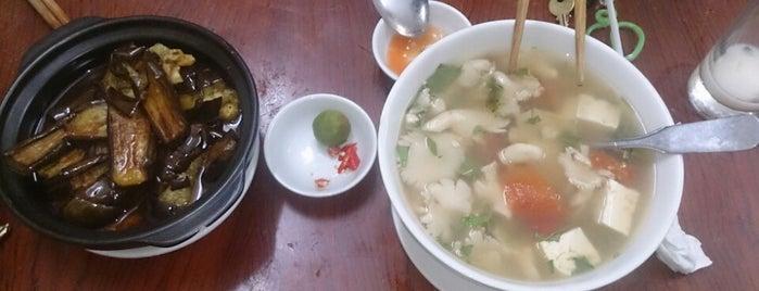 Cơm Chay Hà Thành is one of An uong.