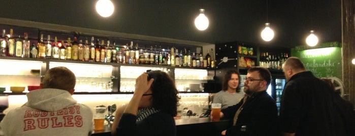 Kino Aero is one of prazsky bary / bars in prague.