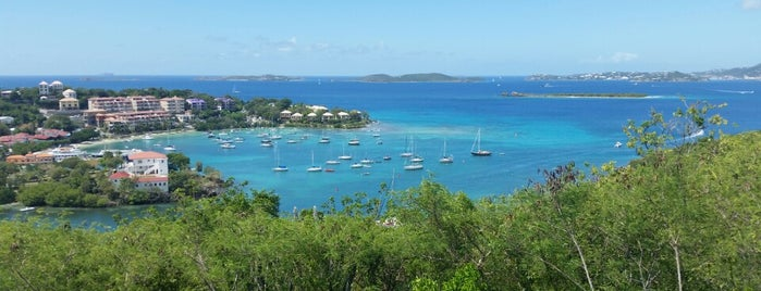 Virgin Islands National Park is one of Visit the National Parks.