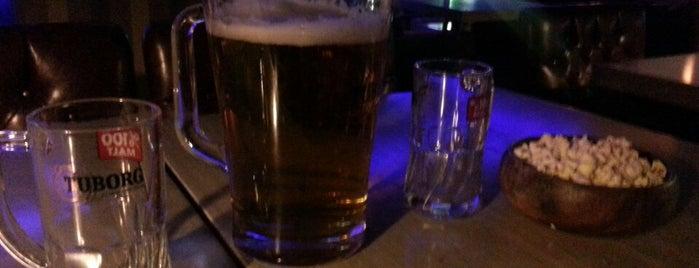 Beer Garden is one of Favorite Nightlife Spots.