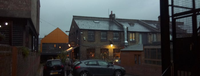 Sodo Pizza Cafe - Walthamstow is one of east east london.
