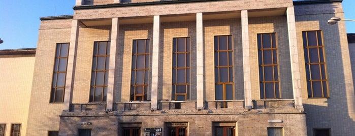 Divadlo Petra Bezruče is one of Čekovací muzejní noc v Ostravě 2012.