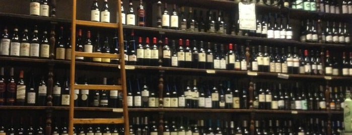 Enoteca Buccone is one of Luci di Roma.