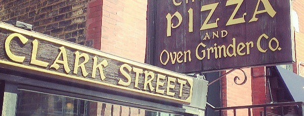 Chicago Pizza and Oven Grinder Co. is one of Pizza!!.