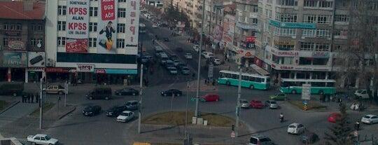 Düvenönü Meydanı is one of Kayseri.