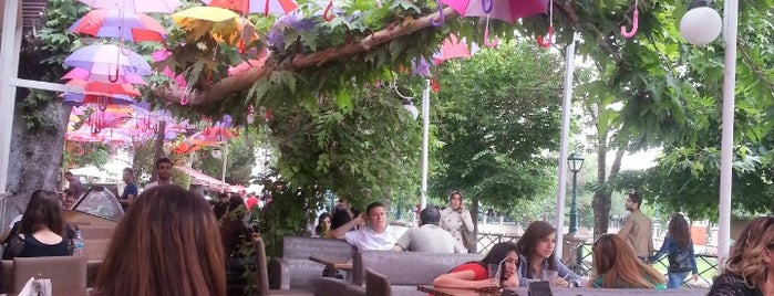 Sıla Cafe is one of Eskişehir Beğendiklerim.