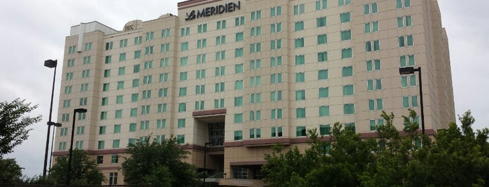 Le Méridien Dallas by the Galleria is one of Hotels.