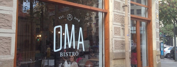 OMA Bistró is one of Bars.