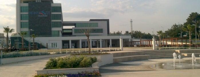 Konyaaltı Kent Meydanı is one of Antalya 6.