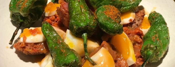 Arallo Taberna is one of Restaurantes.