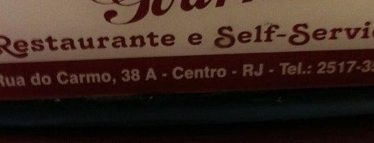 Castelo Gourmet is one of Restaurantes & Centro.