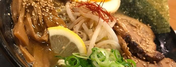 らーめん つけ麺 花銀 is one of 気になるリスト.