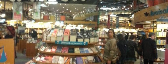 Livraria Cultura is one of Favorites.