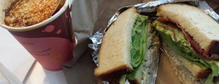 JoeDough Sandwich Shop is one of East Village Drunk Eats.