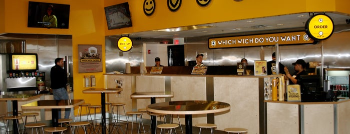 Which Wich? Superior Sandwiches is one of Arizona.