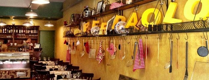 Per Paolo is one of Incríveis restaurantes até 70 reais.