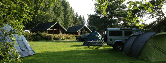 Rastila Camping is one of Northland.