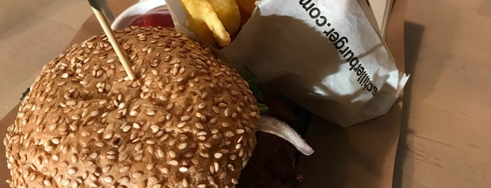 SchillerBurger is one of Berlins Best Burger.