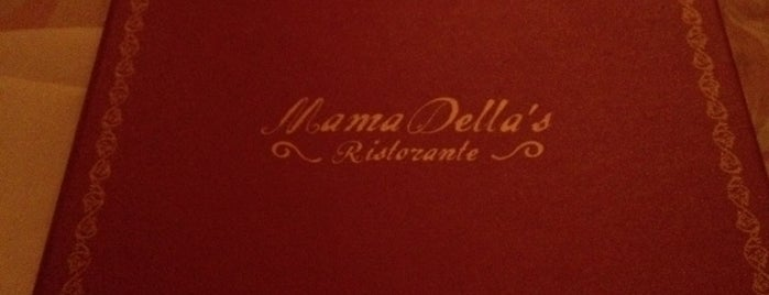 Mama Della's Ristorante is one of The 15 Best Italian Restaurants in Orlando.