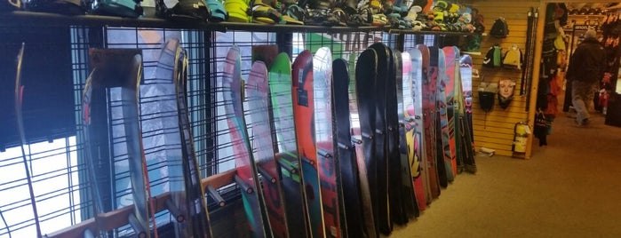 McAfee Ski & Snowboard is one of SNOWBOARD SHOPS.