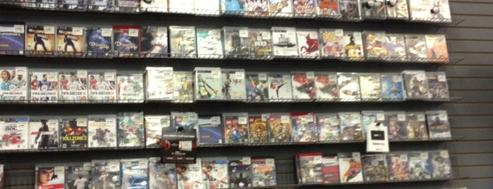 GameStop is one of De visita en Austin.