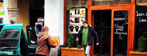 AntyCafe is one of Krakow-pub.